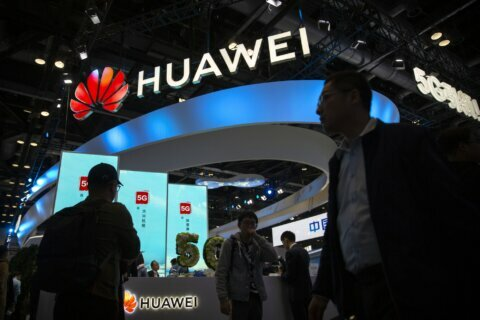 US, UK officials meet as PM Johnson's Huawei decision nears