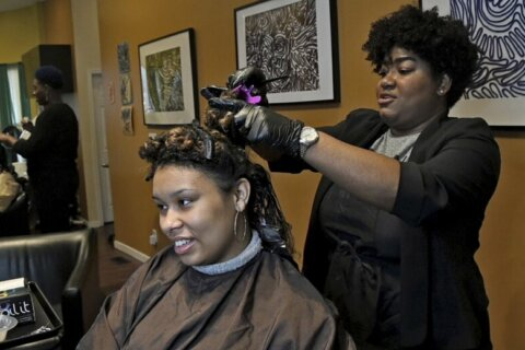 'It's my hair': Baltimore looks to ban hair discrimination