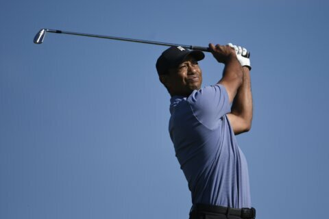 Woods opens with 69 at Torrey North to start new year