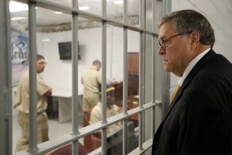 AP Exclusive: Justice changing how inmate risk is assessed