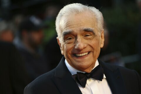 Scorsese and 'The Irishman' honored by AARP