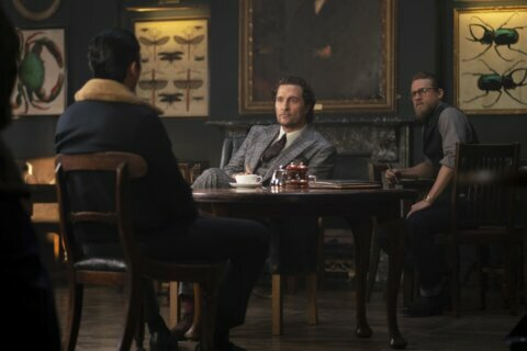 Review: Guy Ritchie's 'The Gentlemen' is stale pint of ale