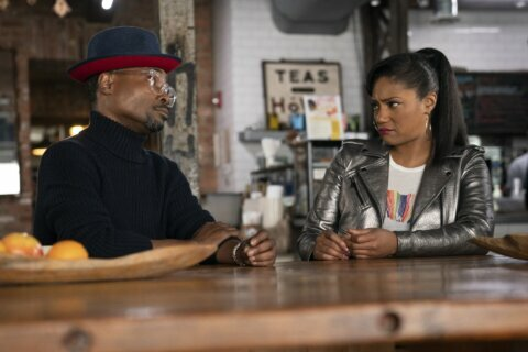 Review: Haddish, Byrne have chemistry, but 'Boss' fizzles