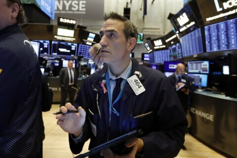 Tech, communications stocks push US indexes to more records
