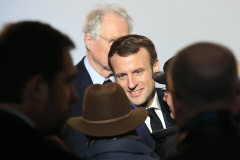 France's Macron to make first visit to Poland on Feb. 3-4