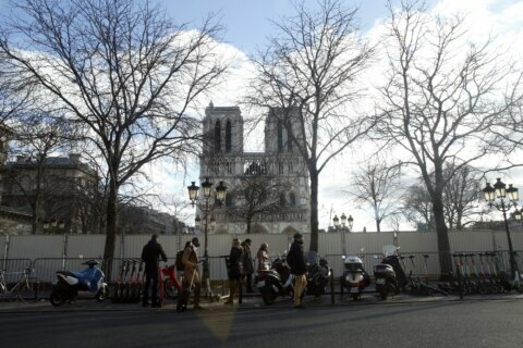 Renovation chief: Notre Dame Cathedral is not saved yet