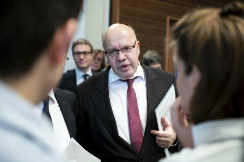 Germany raises 2020 growth forecast slightly to 1.1%