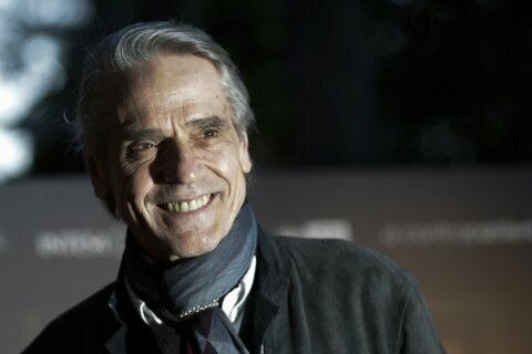 Actor Jeremy Irons to head jury at Berlin film festival