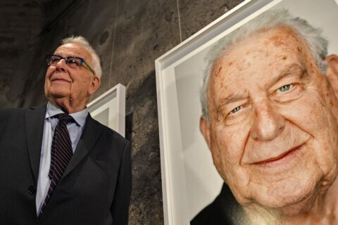 AP PHOTOS: After Auschwitz, survivors still bear witness