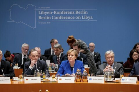 Libya's neighbors, global envoys seek solutions to conflict