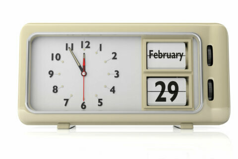 Math behind leap year and why 2020 will be the year to party