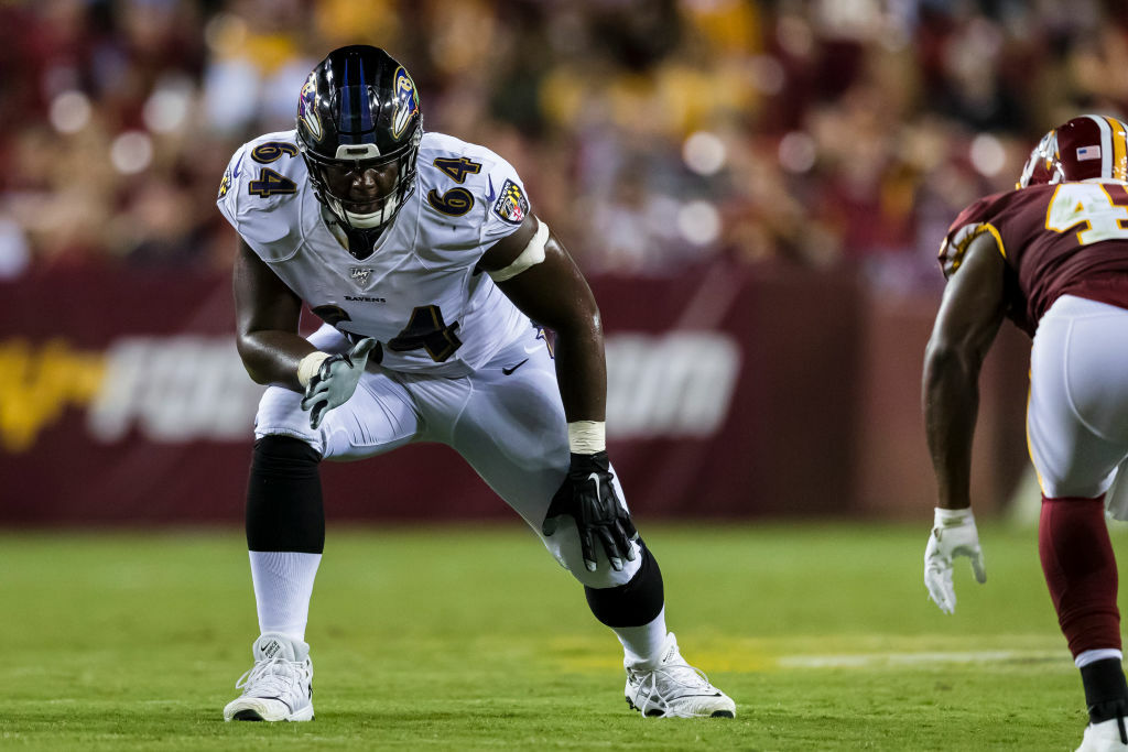 <p>Chiefs offensive tackle Greg Senat was a sixth-round pick by the Baltimore Ravens in 2018, but has been placed on injured reserve in each of his first two NFL seasons and has yet to play a regular season snap.</p>