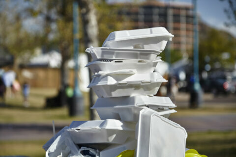 DC is expected to expand ban on plastic foam-type products