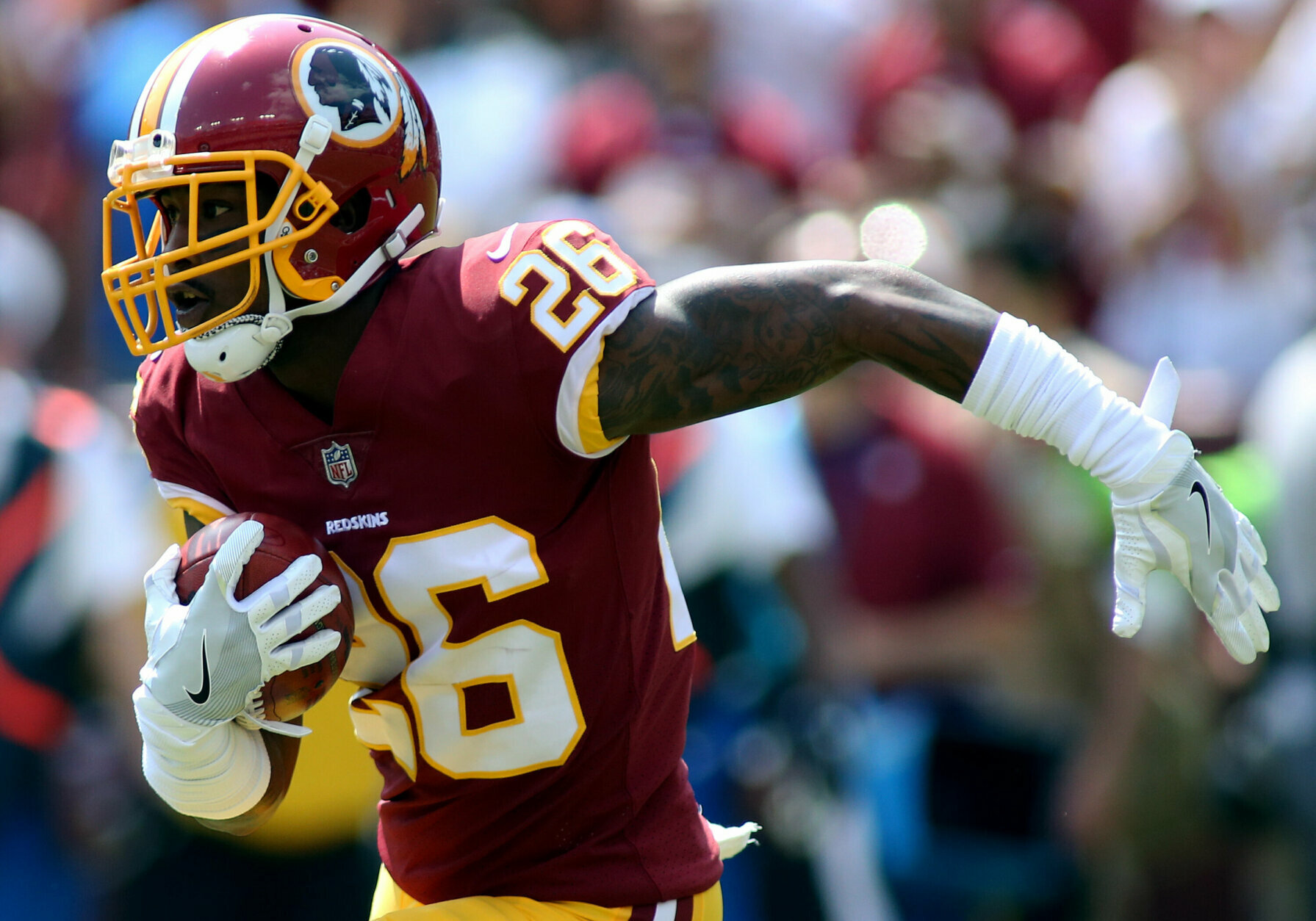 <p>Chiefs cornerback Bashaud Breeland was drafted by the Redskins in the fourth round of the 2014 draft and spent his first four NFL seasons in Burgundy and Gold before leaving in free agency. Like Fuller, Breeland will be an unrestricted free agent in March.</p>