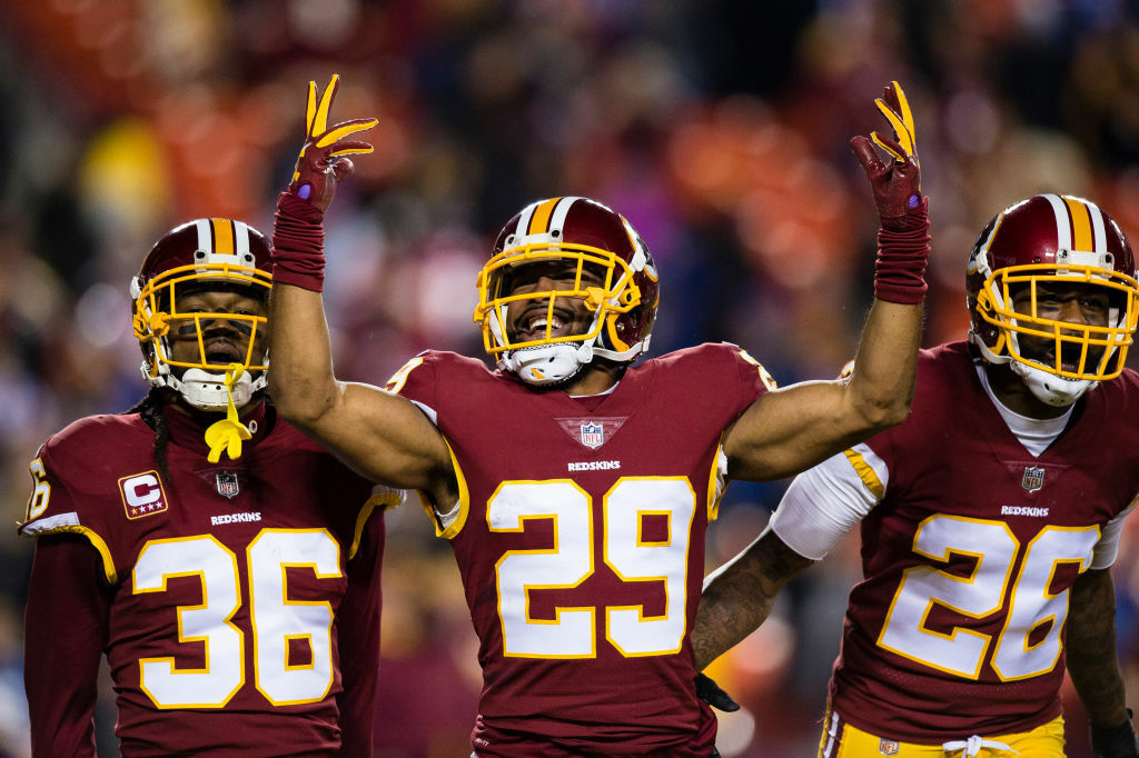 <p>Chiefs cornerback Kendall Fuller not only played for the Redskins, but he was a standout in football and track at Our Lady of Good Counsel in Olney, Maryland. The Baltimore-native will be an unrestricted free agent in March, so maybe he gets a Super Bowl ring before a return home to the Redskins or Ravens?</p>