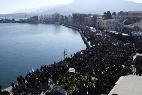 Greece: Island mayors in Athens to protest migrant situation