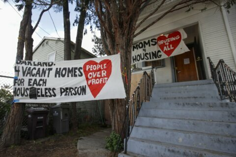Homeless moms evicted from Oakland home may return