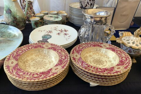 Inheriting the fine china? Many younger folks say no thanks