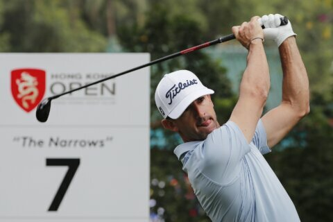 Ormsby stays ahead at Hong Kong Open