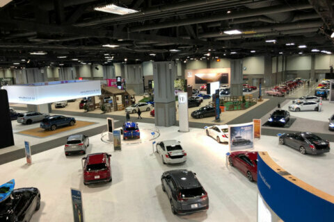 Washington Auto Show brings horsepower, tech to DC's convention center