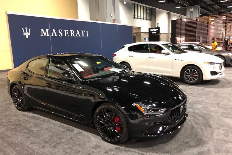 Washington Auto Show Brings Horsepower Tech To Dc S Convention Center Wtop