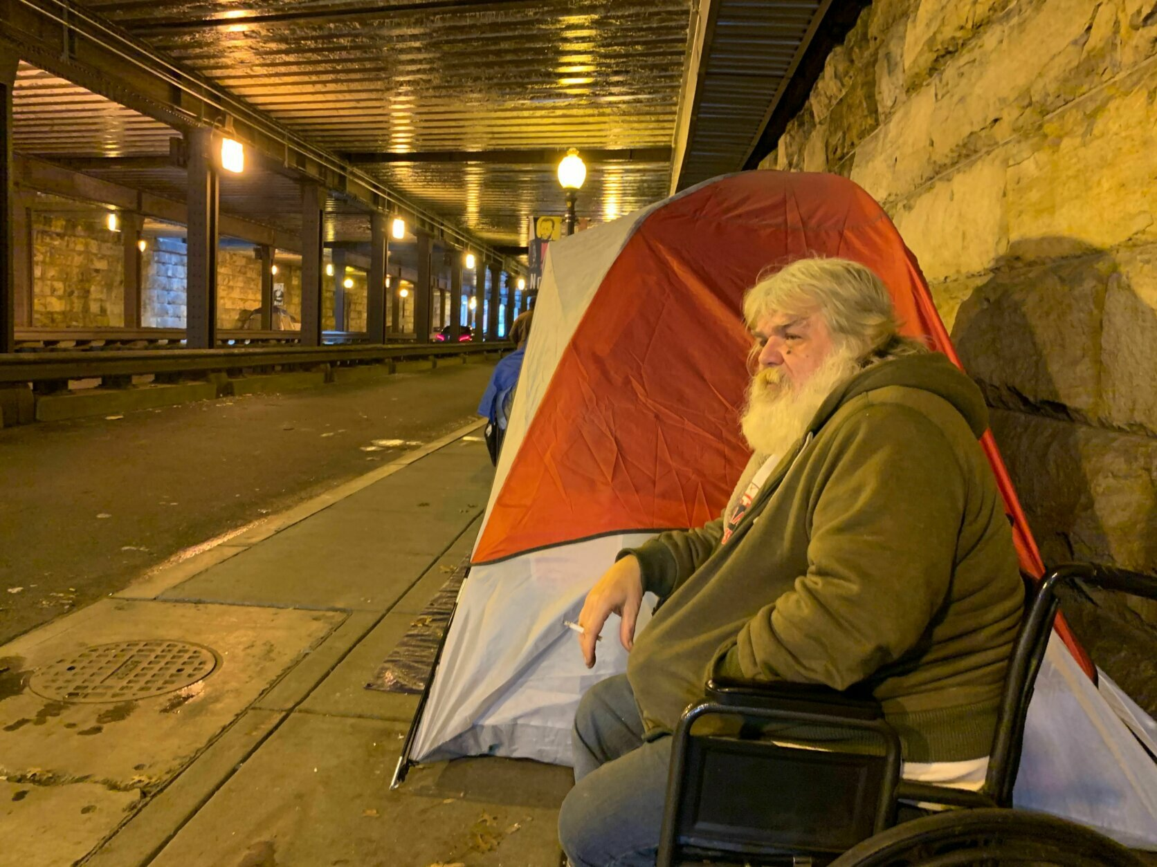 homeless camp dc