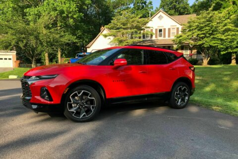Car Review: The Chevrolet Blazer RS is a sporty take on a modern crossover