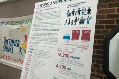 Alexandria residents discuss affordable housing at summit