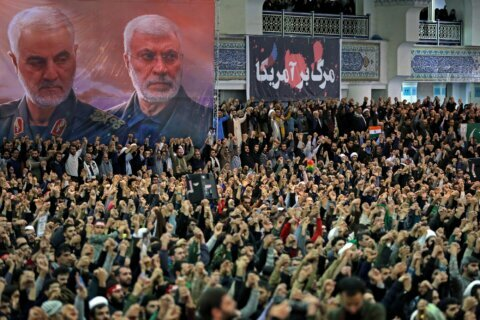 'Days of God': A look at Iran's mounting crises