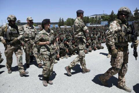Iran warning puts thousands of European troops in spotlight