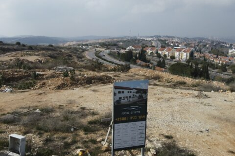 A look at Israel's settlements ahead of possible annexation
