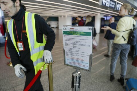 Spreading virus in China hits the travel industry quickly