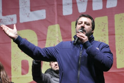 Matteo Salvini seeks power in Rome through regional victory