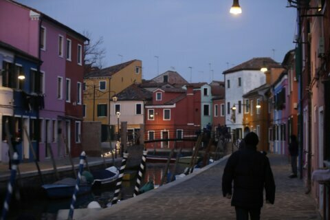 Venetian islands revamp traditions to counter depopulation