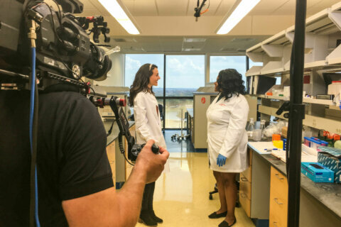 DC-area researcher works to inspire girls to become next-generation STEM women