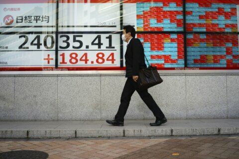 Global shares slip ahead of US-China 'Phase 1' trade deal