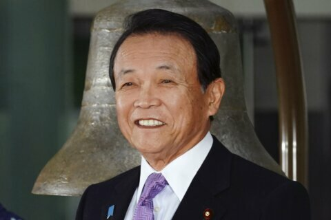 Deputy prime minister calls Japan a nation with single race