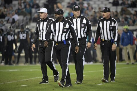 Column: Officiating won't get any better – because it can't