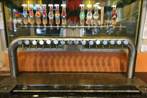 The internet of things has begun pouring beer in Ashburn