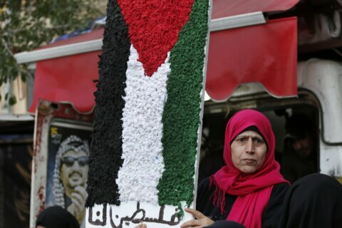 Palestinian refugees insulted by Trump's 'shameful' deal