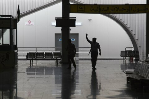 Tripoli's main airport resumes flights after shelling
