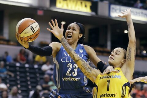 Lynx star Maya Moore opts to stay on hiatus from WNBA in '20
