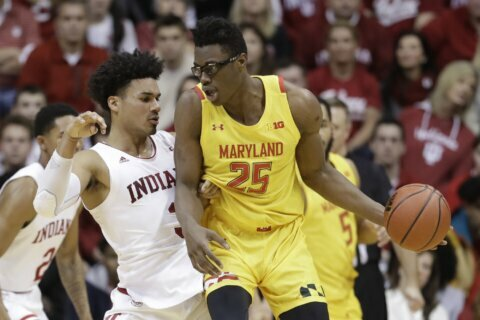 Beltway Basketball Beat: Terps forward rewriting road record