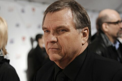 Meat Loaf sues hotel, blaming negligence for disabling fall