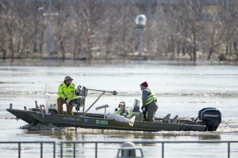 4 Missouri River states unite to try to limit flooding