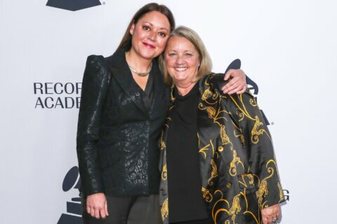 Nashville songwriters spread outside country at Grammys