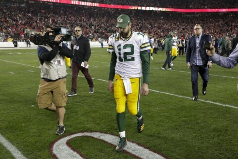 Aaron Rodgers says 'window's open' on another title run