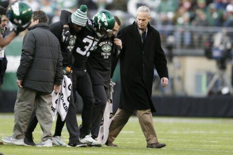 AP analysis: NFL teams lost over $500M to injuries in 2019