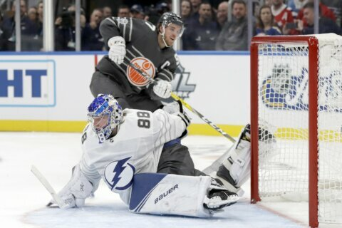 NHL players in favor of 'international flavor' All-Star idea