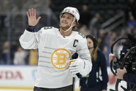 Hockey's young stars shine in NHL All-Star 3-on-3 tournament